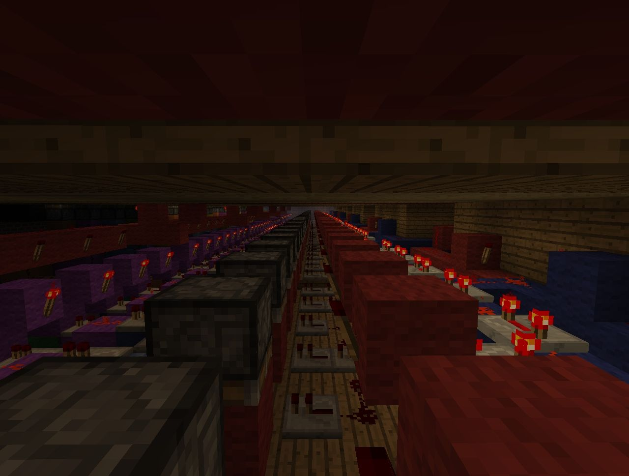Lots of Redstone!