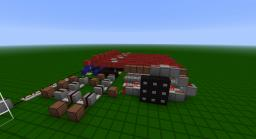 9x9 Lock with zelda music Minecraft Map & Project