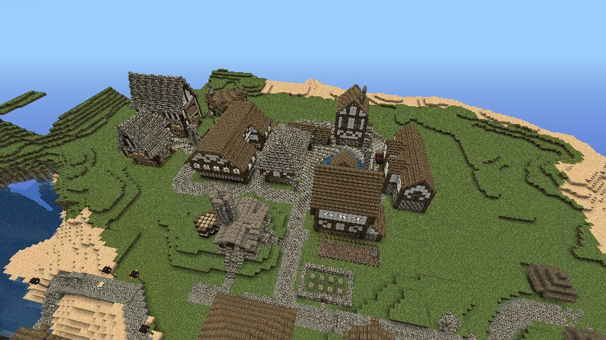 Another view of Greyhawk