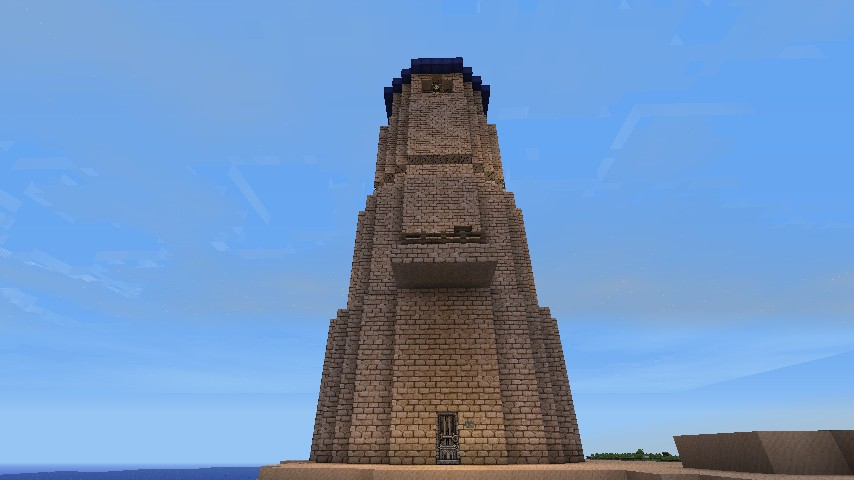 A mysterious Wizard tower....