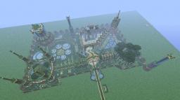 Golem Temple & 5 block challenge Minecraft Map & Project