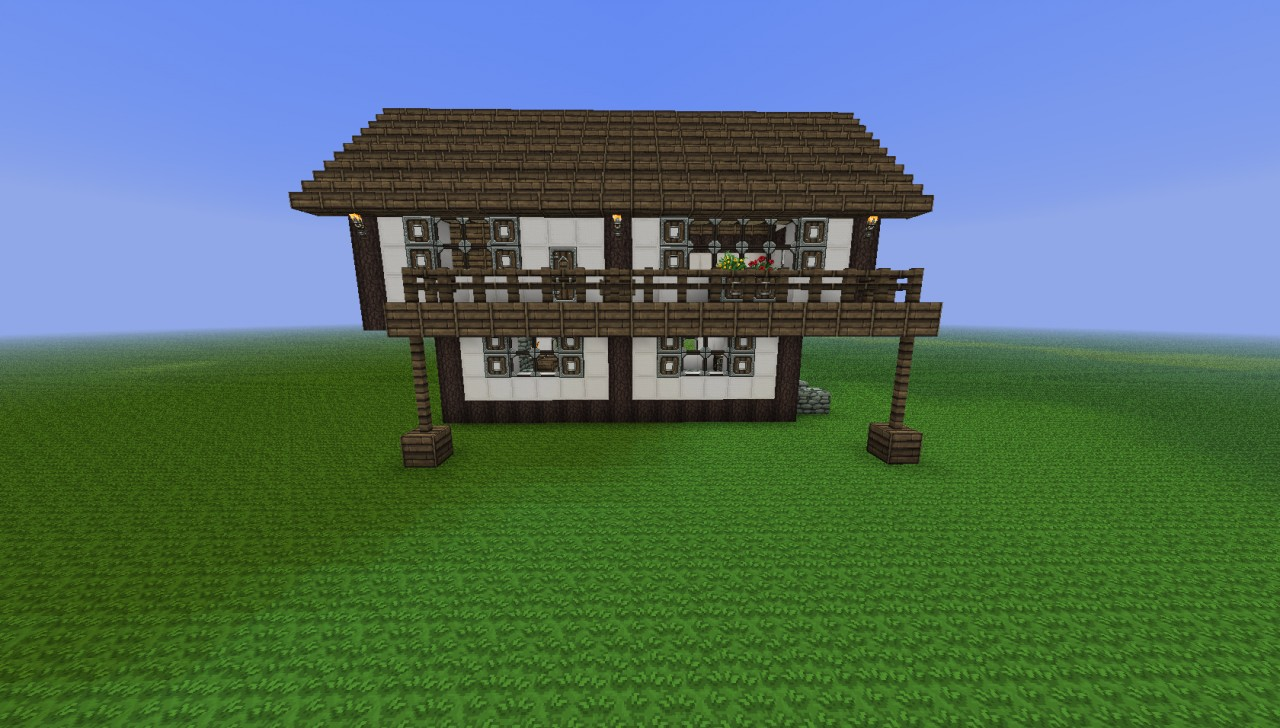 Cool houses inside in minecraft the for Cool house plans com
