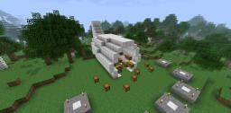 The Hunger Games Minecraft Project