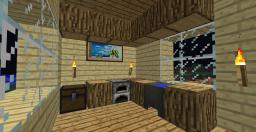 Herobrine's mystic house! Full of surprises and challenges! Minecraft Map & Project