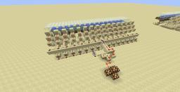 Very sensitive Light sensor Minecraft