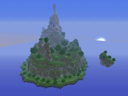 Sinep Mountain. Adventure, puzzles, traps, quests, mobs and much much more! Minecraft Map & Project