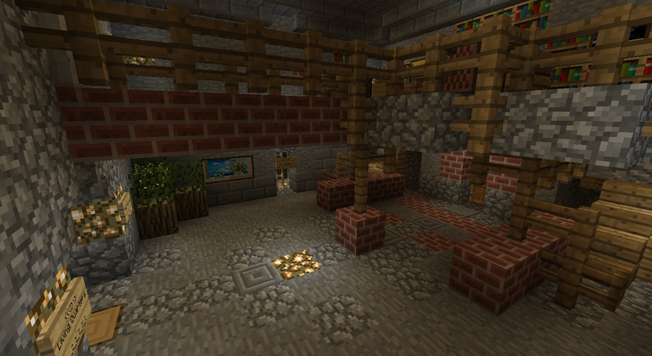 Underground house minecraft download