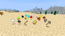 Cartoon Craft 1.0 (Minecraft 1.2.5)