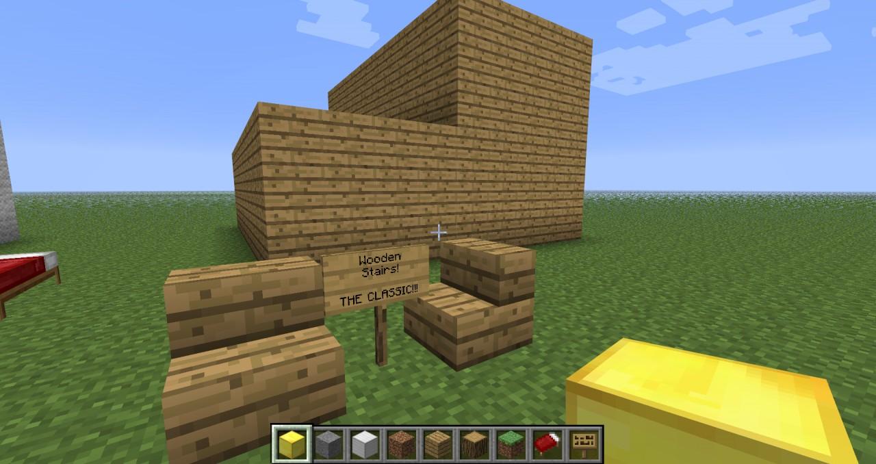 Minecraft giant blocks some look crap great