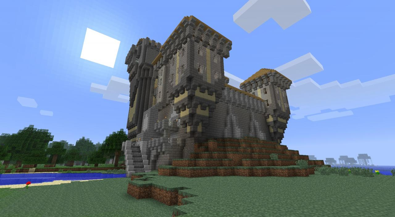 Castle Keep 2 Minecraft Project