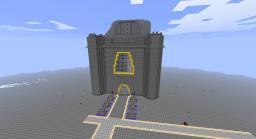 Stone bricks Spawn Castle Minecraft Map & Project