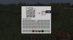 Lamp (ModLoader) 1.2.5 Minecraft Mod