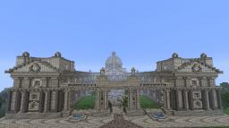 Awesome Server Spawn! (Based on the Irish Government Buildings) Minecraft Map & Project