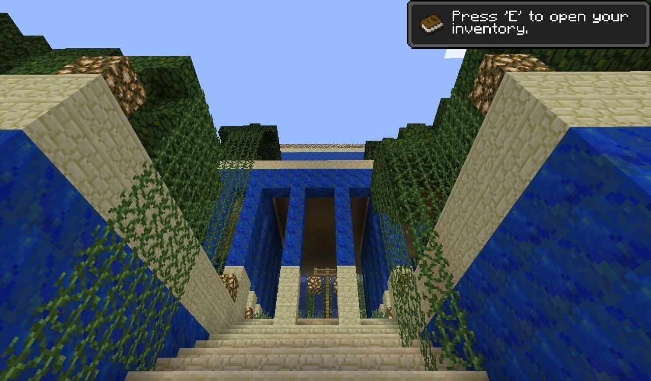 Hanging Gardens Of Babylon City Minecraft Project