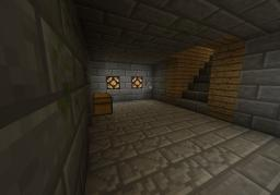 underground house with redstone!(100%) Minecraft Map & Project
