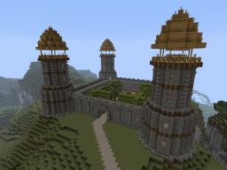 Fort Prodigious Minecraft Map & Project