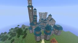My Faction's Base (Aegis) Minecraft Map & Project