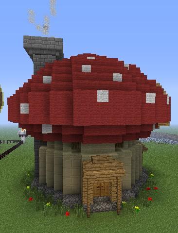 Nice Minecraft Village Ideas Mushroom | Minecraft | Pinterest | Mushrooms, Mushroom  House And Minecraft Ideas