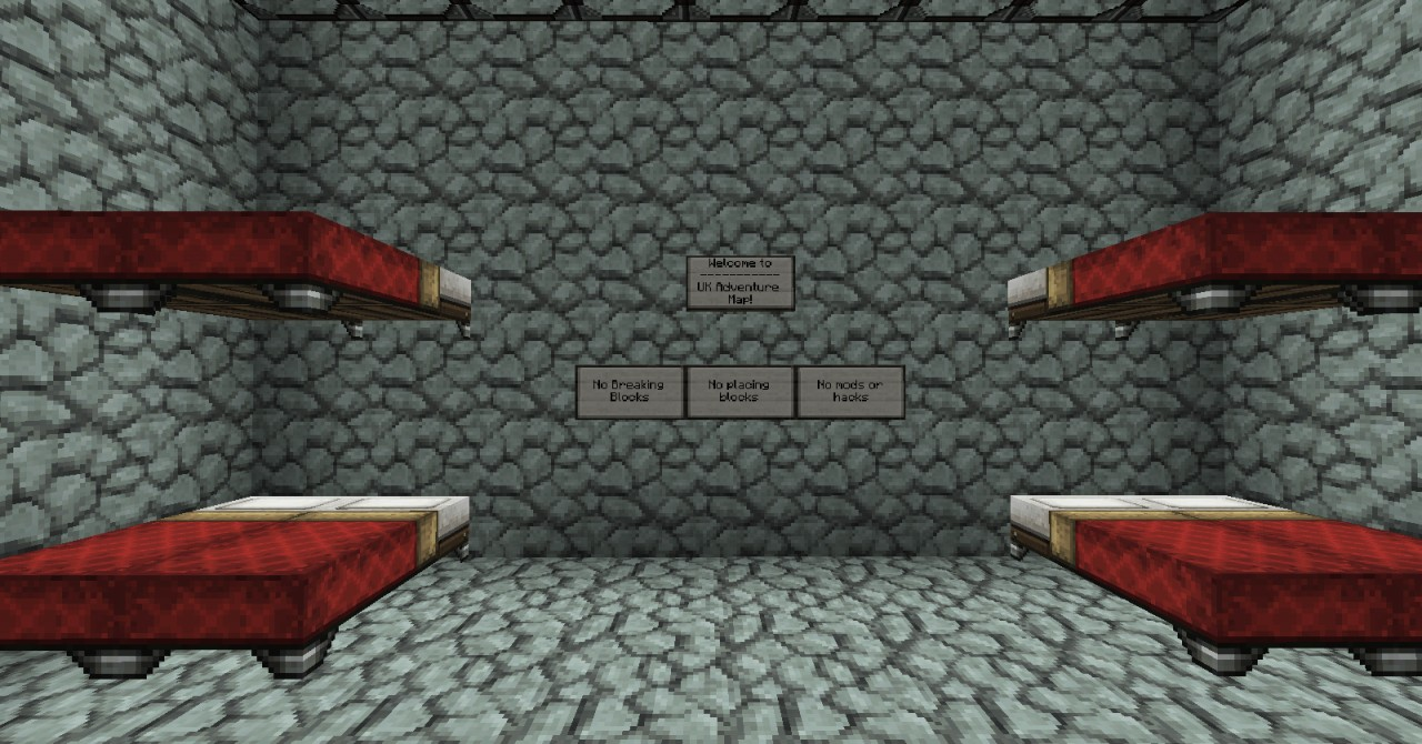 Adventure Map 1-8 Players! TRY IT Minecraft Project