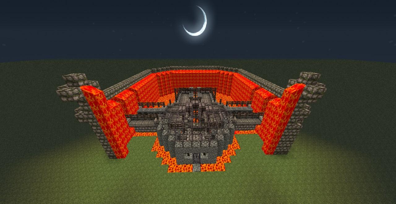 Blacksmith S Scoria Forge Minecraft Map