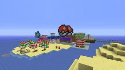 Pokemon Hoenn Adventure map! Minecraft