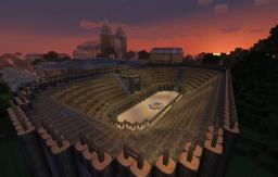 Project Lonemire - Windhaven Arena Minecraft Map & Project