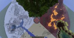 BioDome & BioSphere Survival Games Arena! Minecraft