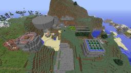 My Minecraft Survival World (ALL LEGIT) Minecraft Map & Project