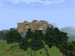 Pinewood Lodge Minecraft Map & Project