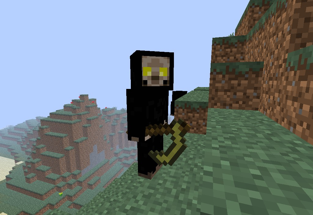 The gold grim reaper, as you can see they now hold their scythe!