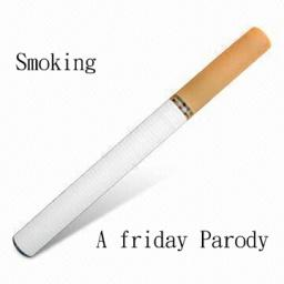 Friday song parody about smoking Minecraft