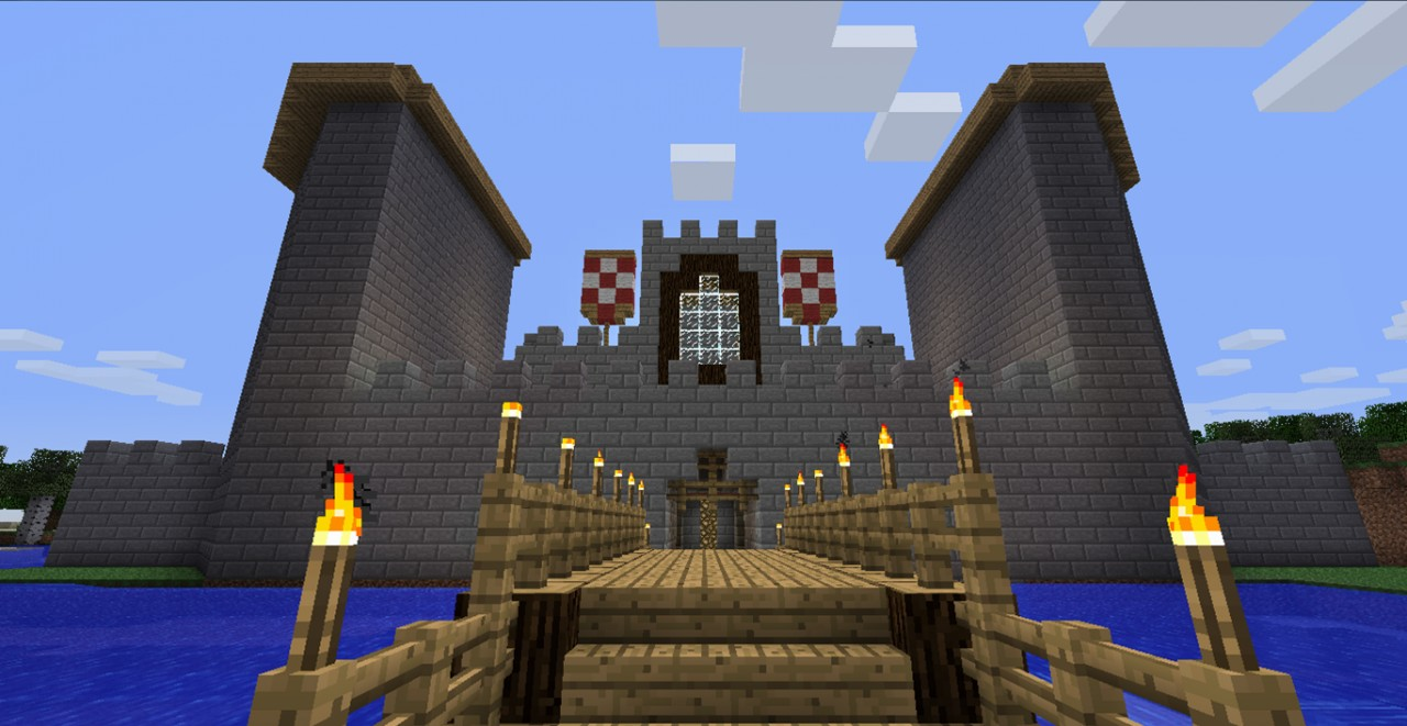 The Royal Castle Minecraft Map