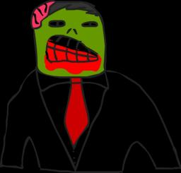 Jim The Zombie Business man Minecraft Blog