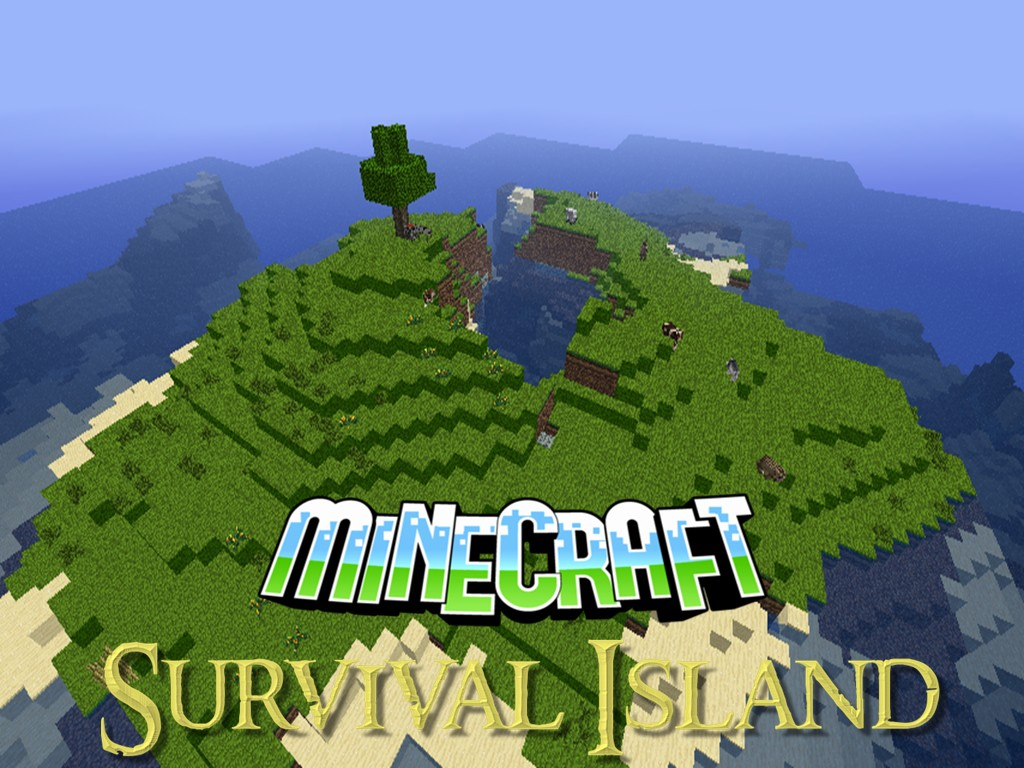 Minecraft Survival Island Top 3 Seeds 1 2 Also Artomix C1 Adventure Map Project