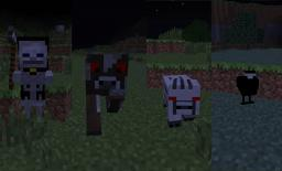 Mobs Revenge! Now with Spawn Eggs! Minecraft Mod