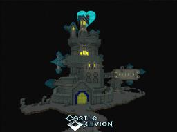 Castle Oblivion (Kingdom Hearts) Minecraft