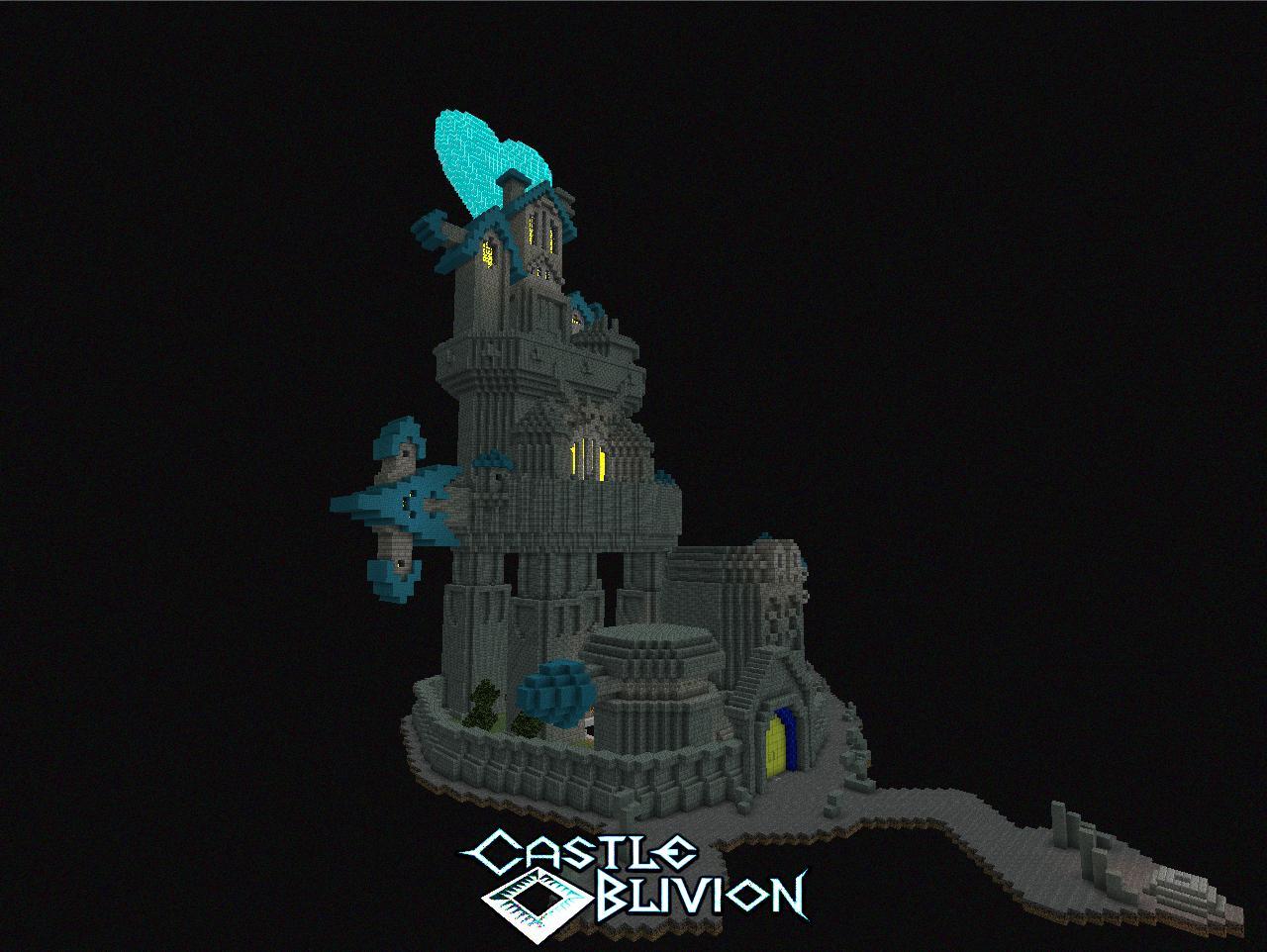 Castle Oblivion Minecraft Castle Oblivion Kingdom