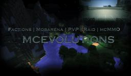 MCEvolutions   No lag 24/7   New Map   Custom Plugins   EXTREME fun!