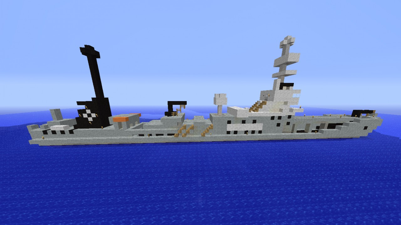 Shonan Maru Number 2 Minecraft Project