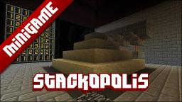 Stackopolis - Fully featured game in minecraft Minecraft Project