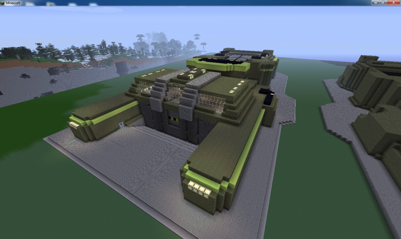 awesome minecraft maps with Halo Unsc Base on Gta 5 Cities Skylines Mod Map Pc additionally No Name Survival Games Arena Contest further Skywars Map Mesa besides Details furthermore Watch.