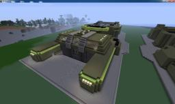 HALO- UNSC Base