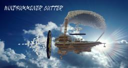 Windsummoner Cutter - Enchanter Airship Minecraft Map & Project