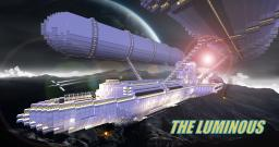 The Luminous - Redstone Airship Dreadnought Minecraft Map & Project