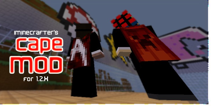 Minecraft Forum Capes - Omong d