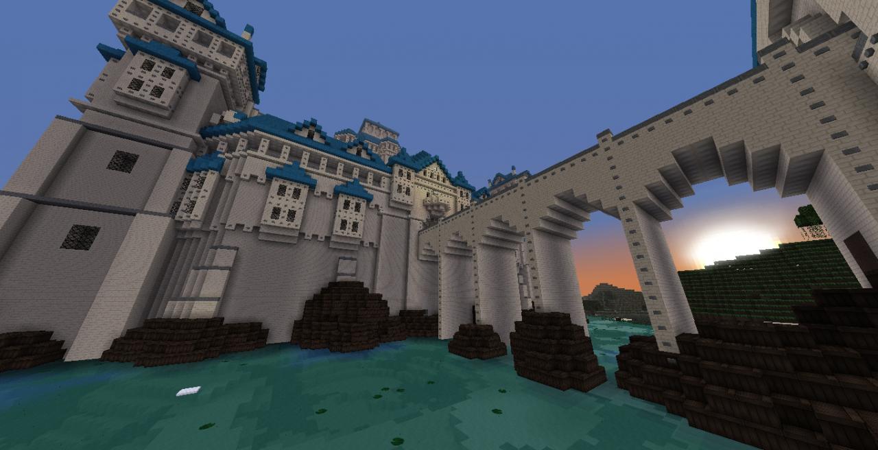 Build example: Castle Estel