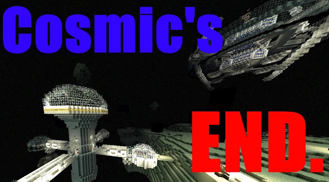 Planet Minecraft Cosmic Craft Vote