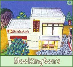 Nookingtons from animal crossing! Minecraft