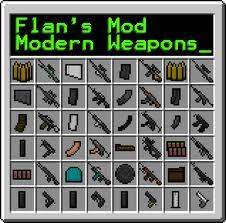 I need a pre modded flans mod folder. Please... Minecraft Blog