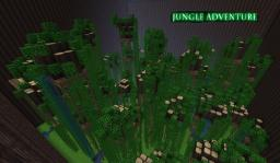Jungle Challenge/Adventure Map Minecraft Project